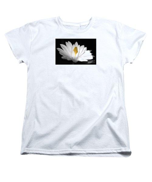 Pristine Women's T-Shirt (Standard Cut) by Cindy Manero