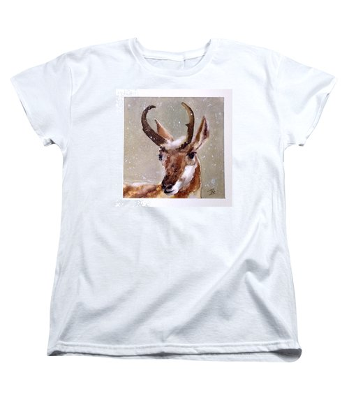 Pronghorn Women's T-Shirt (Standard Cut)