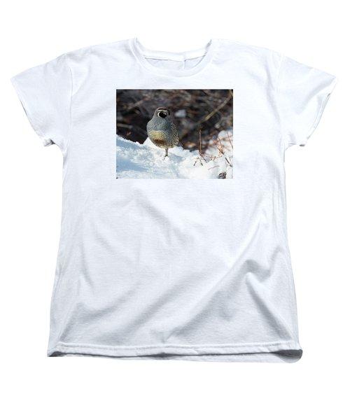 Quail Hollow Women's T-Shirt (Standard Cut) by Scott Warner