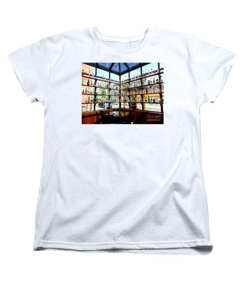 Rack Em Up Women's T-Shirt (Standard Cut) by Marie Neder