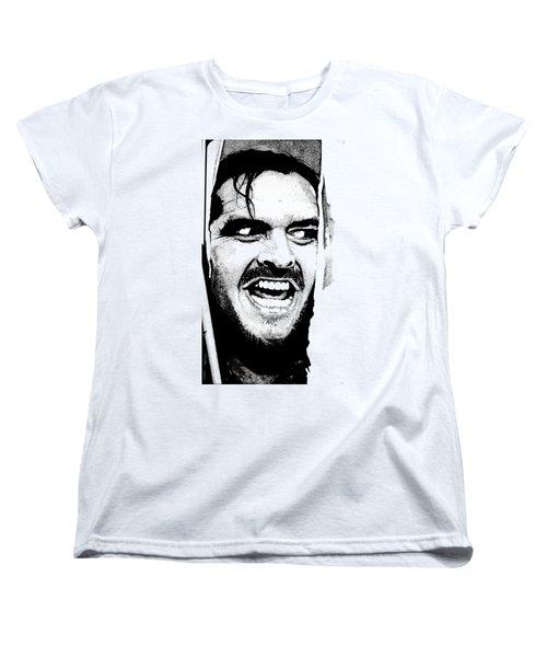 Rage Women's T-Shirt (Standard Cut) by Joeri Van Royen