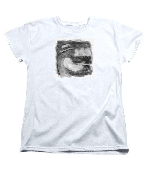 Ragtime Blues Women's T-Shirt (Standard Cut)