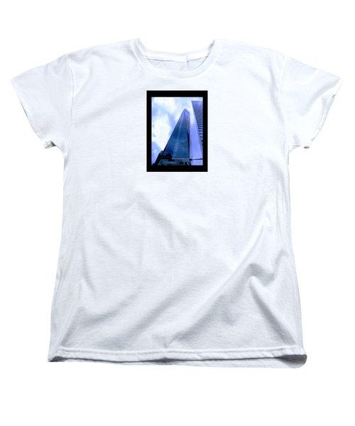 Reach For The Sky. Women's T-Shirt (Standard Cut) by Steve Godleski