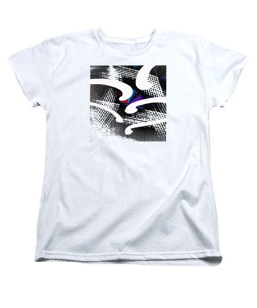 Reachers Women's T-Shirt (Standard Cut) by Adria Trail