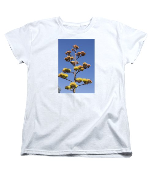Reaching To The Sky Women's T-Shirt (Standard Cut) by Laura Pratt