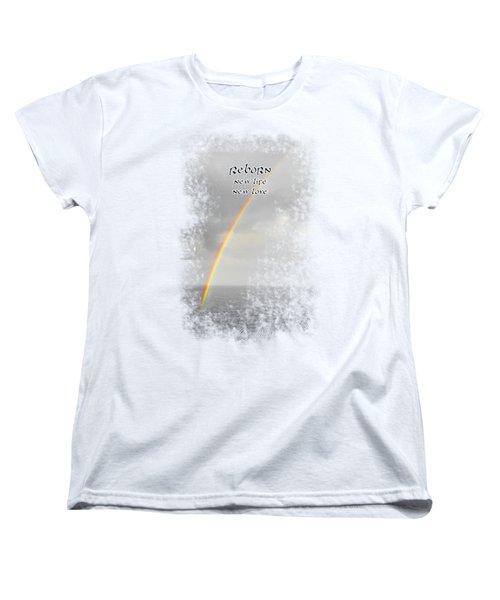 Reborn Women's T-Shirt (Standard Cut)