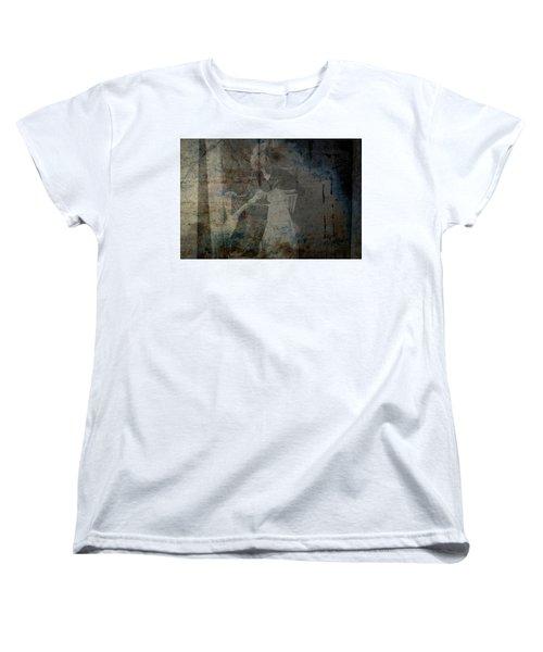 Recurring Women's T-Shirt (Standard Cut) by Mark Ross
