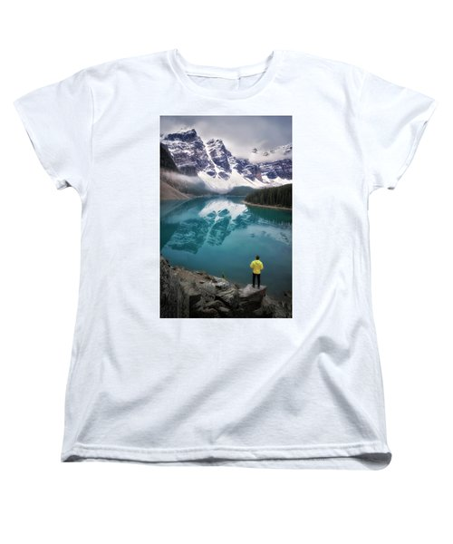 Reflecting On Reflections Women's T-Shirt (Standard Cut) by Nicki Frates