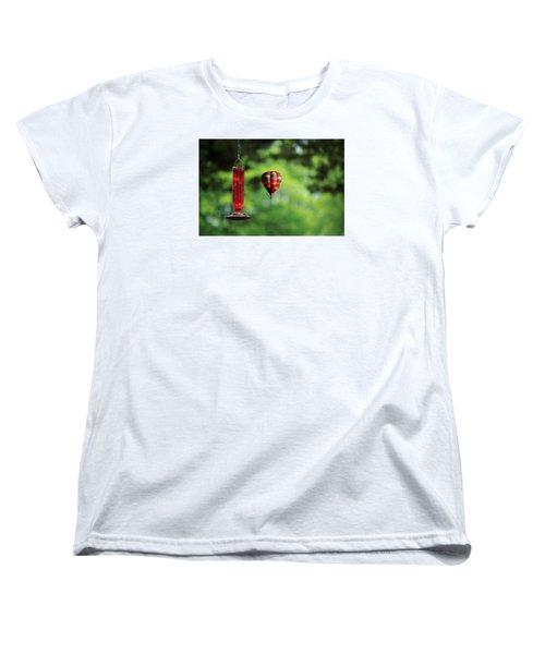 Refueling Women's T-Shirt (Standard Cut) by Don Gradner