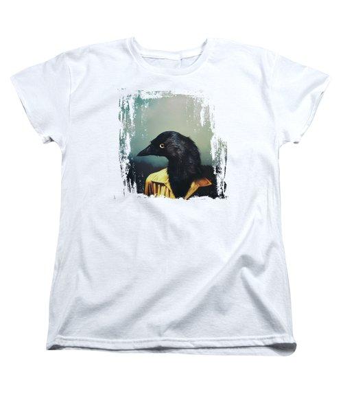 Reincarnate Women's T-Shirt (Standard Cut) by Katherine Smit