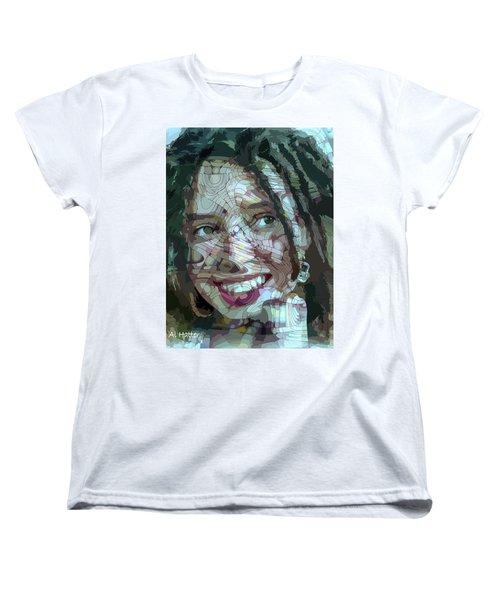 Remember Me Women's T-Shirt (Standard Cut) by Moustafa Al Hatter