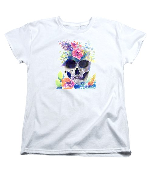 Rememberance Women's T-Shirt (Standard Cut) by Arleana Holtzmann