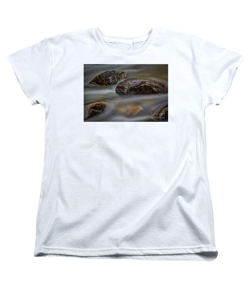 River Magic 2 Women's T-Shirt (Standard Cut) by Douglas Stucky