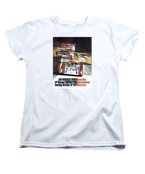 Riverside Can-am Women's T-Shirt (Standard Cut) by Peter Chilelli