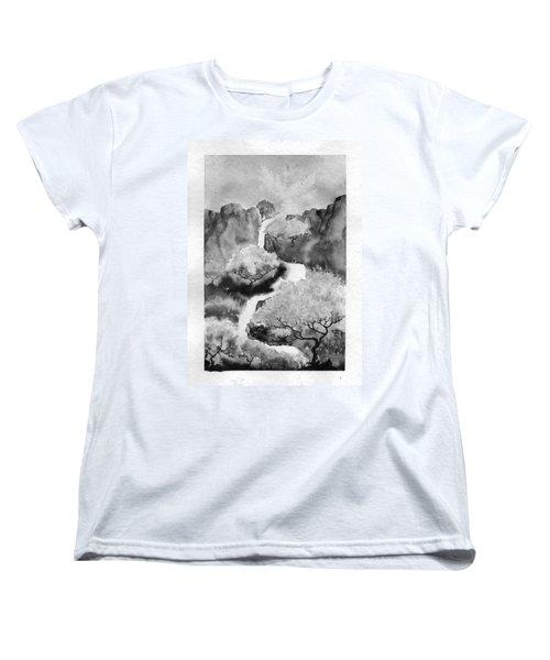 Riviere Celeste Women's T-Shirt (Standard Cut)