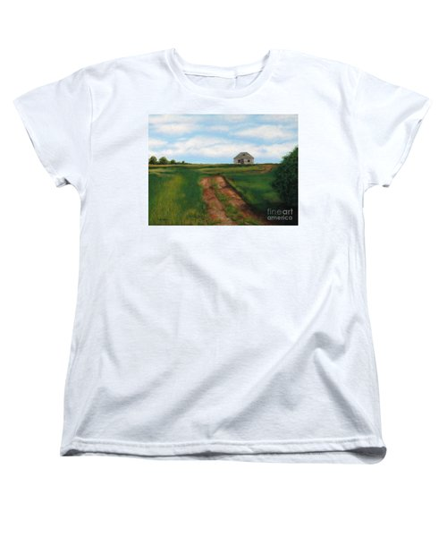 Road To The Past Women's T-Shirt (Standard Cut)