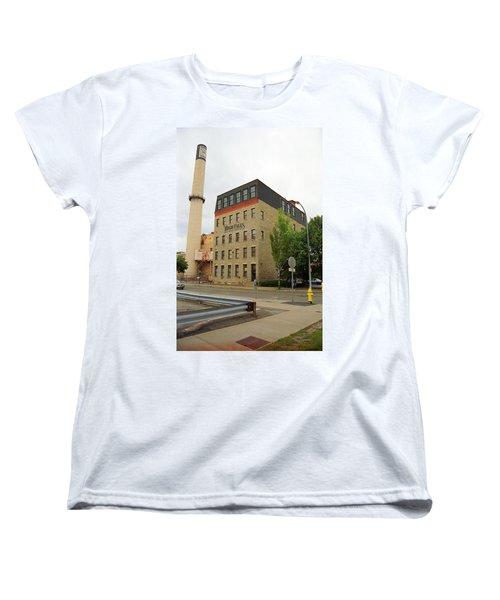 Rochester, New York - Smokestack 2005 Women's T-Shirt (Standard Cut) by Frank Romeo