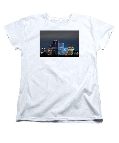 Rochester Ny Twilight Women's T-Shirt (Standard Cut)
