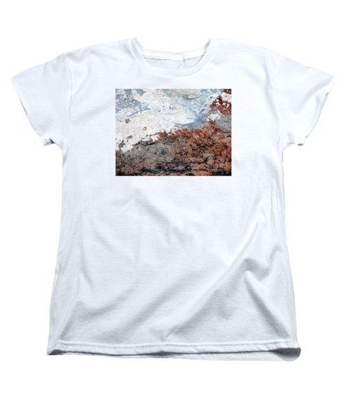 Rock Scenes Women's T-Shirt (Standard Cut)