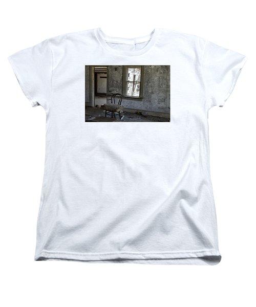 Room Of Memories  Women's T-Shirt (Standard Cut) by Betty Pauwels