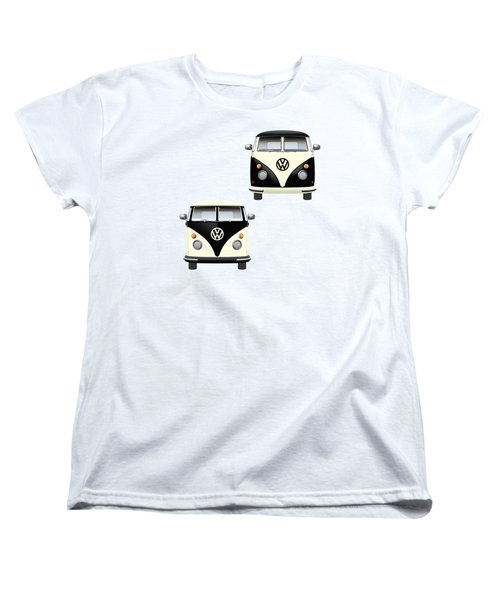 Women's T-Shirt (Standard Cut) featuring the digital art Rubadubdub by Tim Gainey