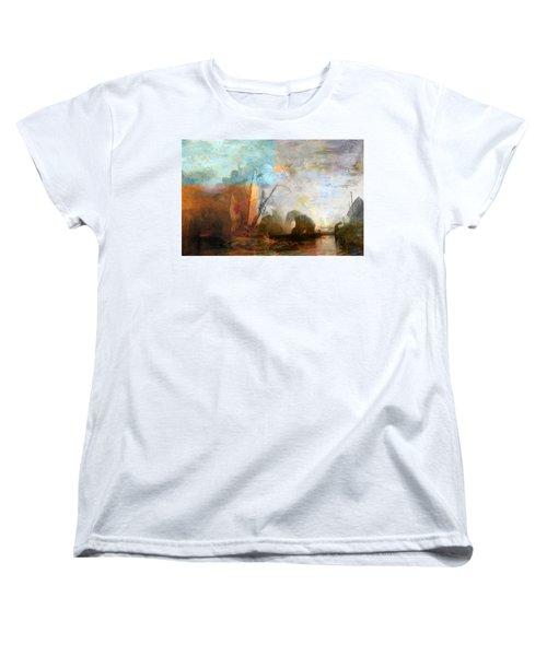 Rustic I Turner Women's T-Shirt (Standard Cut) by David Bridburg