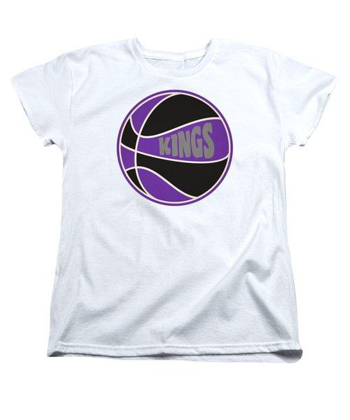 Sacramento Kings Retro Shirt Women's T-Shirt (Standard Cut)