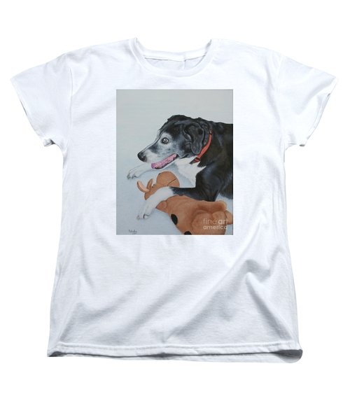 Sadie Women's T-Shirt (Standard Cut) by Mike Ivey