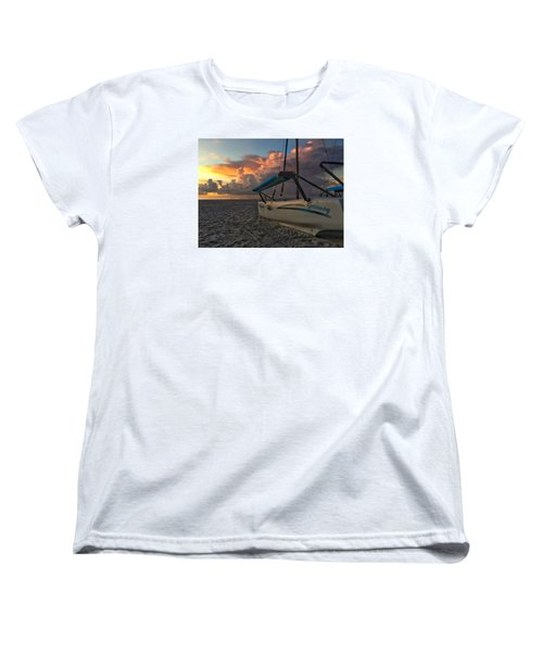 Sailing Still Women's T-Shirt (Standard Cut)
