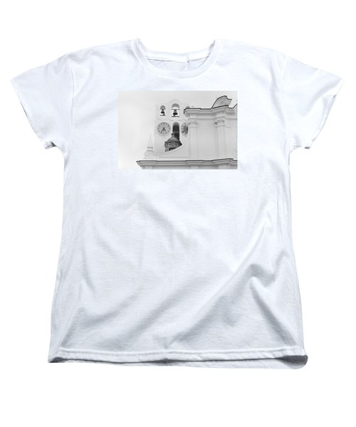 Saint Sofia Church Women's T-Shirt (Standard Cut) by Silvia Bruno