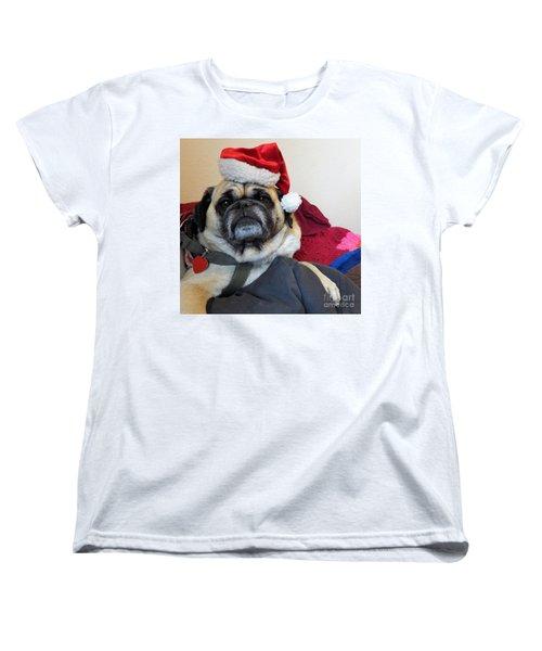 Santas Helper Women's T-Shirt (Standard Cut)