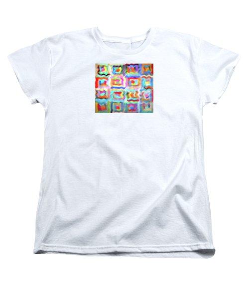 Saturday Quilting Muse Women's T-Shirt (Standard Cut)