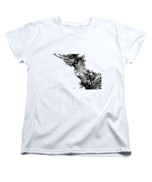 Senescence 5 Women's T-Shirt (Standard Cut) by Paul Davenport