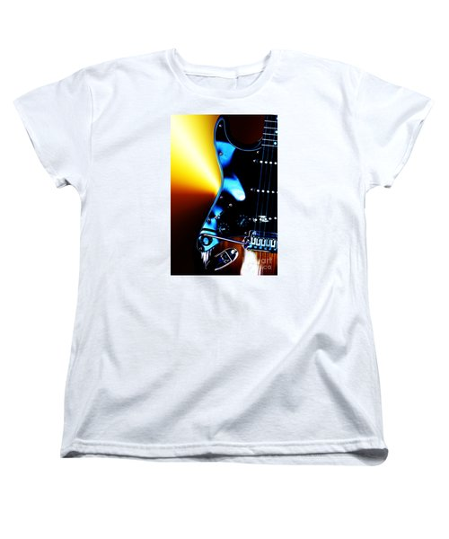 Women's T-Shirt (Standard Cut) featuring the photograph Shadow Dancer by Baggieoldboy