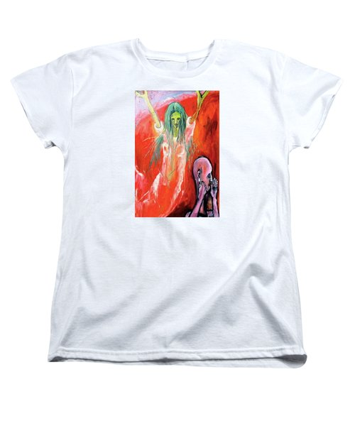 She-angel Women's T-Shirt (Standard Cut)