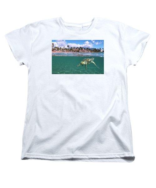 Sheraton Maui Women's T-Shirt (Standard Cut)