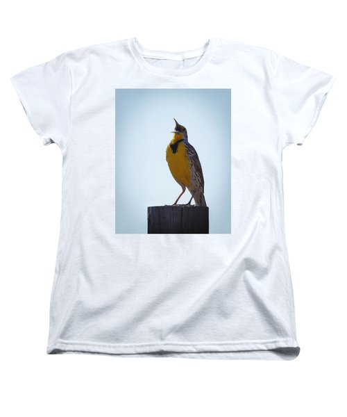 Sing Me A Song Women's T-Shirt (Standard Cut)