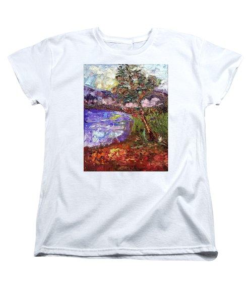 Single Women's T-Shirt (Standard Cut) by Janet Garcia