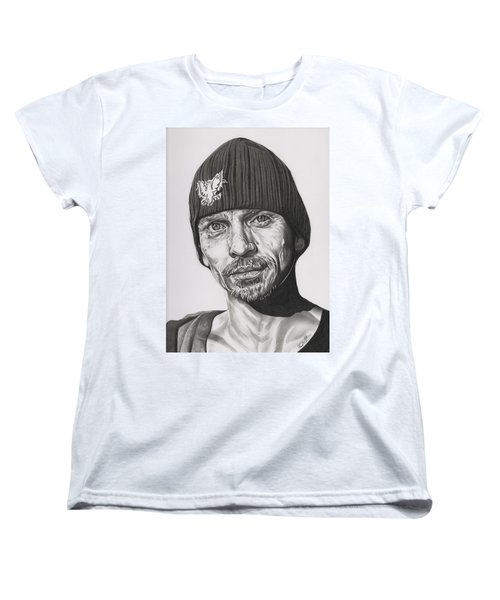 Skinny Pete  Breaking Bad Women's T-Shirt (Standard Cut) by Fred Larucci