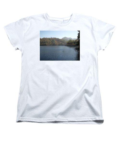 Smokies 14 Women's T-Shirt (Standard Cut) by Val Oconnor