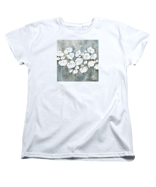 Snowy Mississippi Summer Women's T-Shirt (Standard Cut) by Kirsten Reed