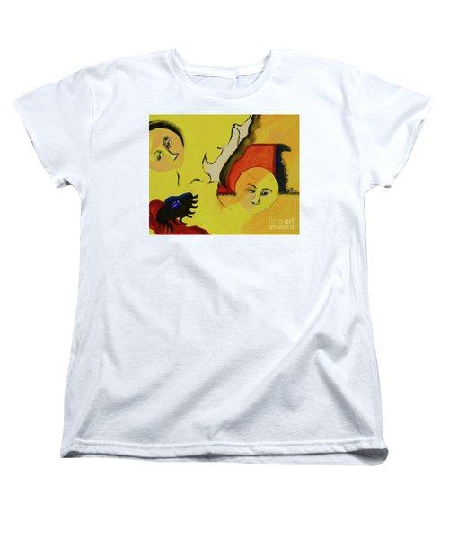 Solstice Women's T-Shirt (Standard Cut) by Paul McKey
