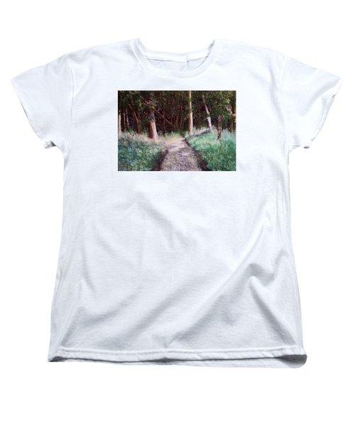 Solveigs Journey Women's T-Shirt (Standard Cut) by Marika Evanson