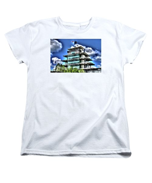 Some Cloudy Day Women's T-Shirt (Standard Cut) by Josh Williams