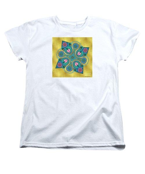 Something3 Women's T-Shirt (Standard Cut) by Megan Dirsa-DuBois