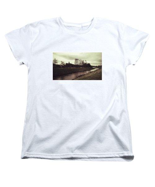 Sondershausen  #sondershausen Women's T-Shirt (Standard Cut) by Mandy Tabatt