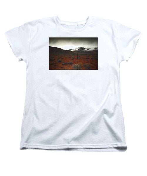 Women's T-Shirt (Standard Cut) featuring the photograph Song by Mark Ross