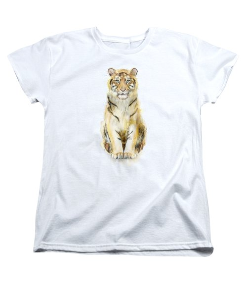 Sound Women's T-Shirt (Standard Cut) by Amy Hamilton