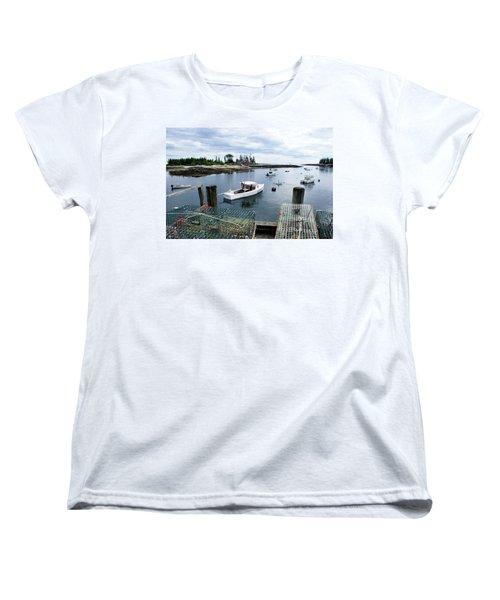 Southport Maine Women's T-Shirt (Standard Cut)