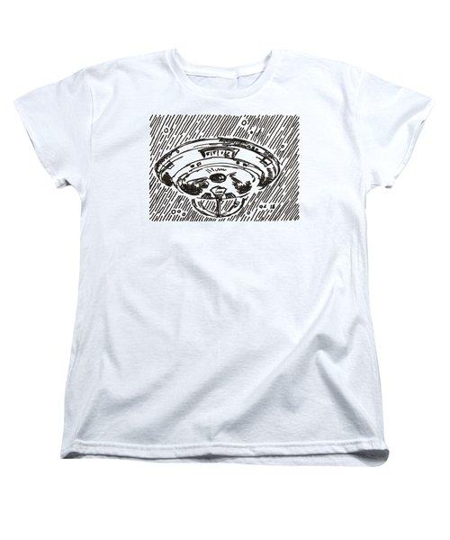 Space 2 2015 - Aceo Women's T-Shirt (Standard Cut) by Joseph A Langley